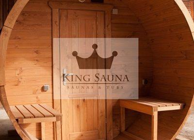 Fass-Saunas