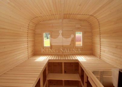 Sauna ständer in der Eine Frage