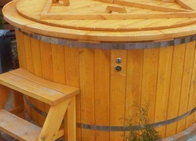 Badebottiche aus Holz